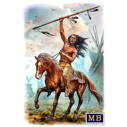 """""""Buffalo Hunter. Running Bear - Masterbox - MBLTD24048"""