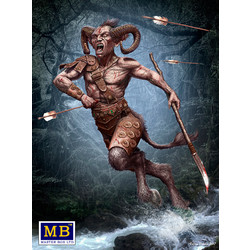 """Ancient Greek Myths Series. Satyr""  - Masterbox - MBLTD24024"