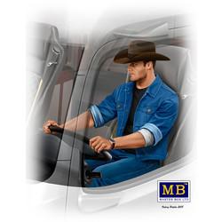 """Truckers series. Mike (Beach Boy) Barrington"" - Masterbox - MBLTD24044"