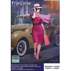 """""""Dangerous Curves Series. Françoise"""" - Masterbox - MBLTD24067"""