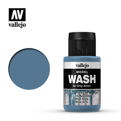 Model Wash Blue Grey - 35ml - Vallejo - VAL-76524