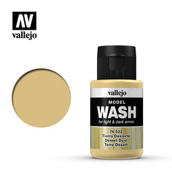 Model Wash Desert Dust - 35ml - Vallejo - VAL-76522