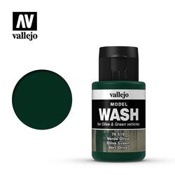 Model Wash Olive Green - 35ml - Vallejo - VAL-76519