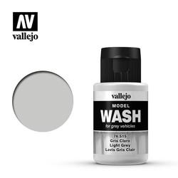 Model Wash Light Grey - 35ml - Vallejo - VAL-76515