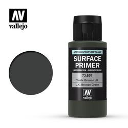 Primer Uk Bronze Green - 60ml - Vallejo - VAL-73607