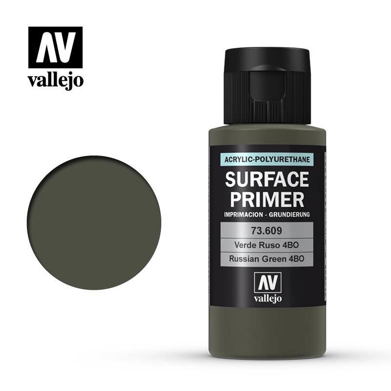 Vallejo Primer Russian Green 4Bo - 60ml - Vallejo - VAL-73609