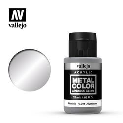 Metal Color Aluminium - 32ml - Vallejo - VAL-77701