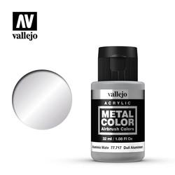 Metal Color Dull Aluminium - 32ml - Vallejo - VAL-77717