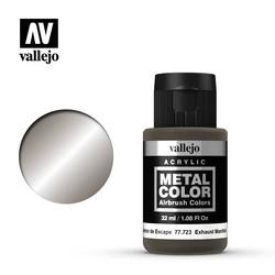 Metal Color Exhaust Manifold - 32ml - Vallejo - VAL-77723