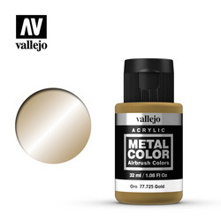 Metal Color Gold - 32ml - Vallejo - VAL-77725