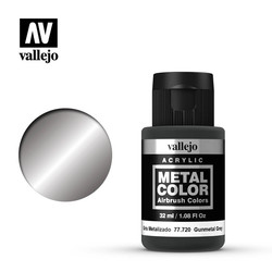 Metal Color Gunmetal Grey - 32ml - Vallejo - VAL-77720