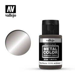 Metal Color Jet Exhaust - 32ml - Vallejo - VAL-77713
