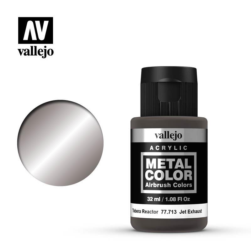 Vallejo Metal Color Jet Exhaust - 32ml - Vallejo - VAL-77713