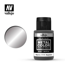 Metal Color Magnesium - 32ml - Vallejo - VAL-77711
