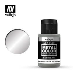 Metal Color Pale Burnt Metal - 32ml - Vallejo - VAL-77704