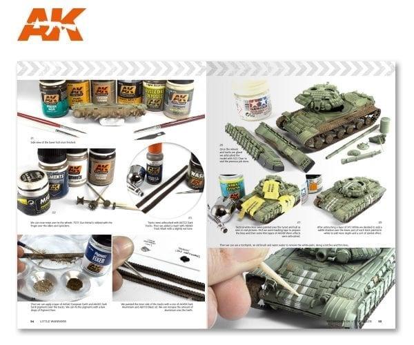 AK-Interactive Little Warriors - English