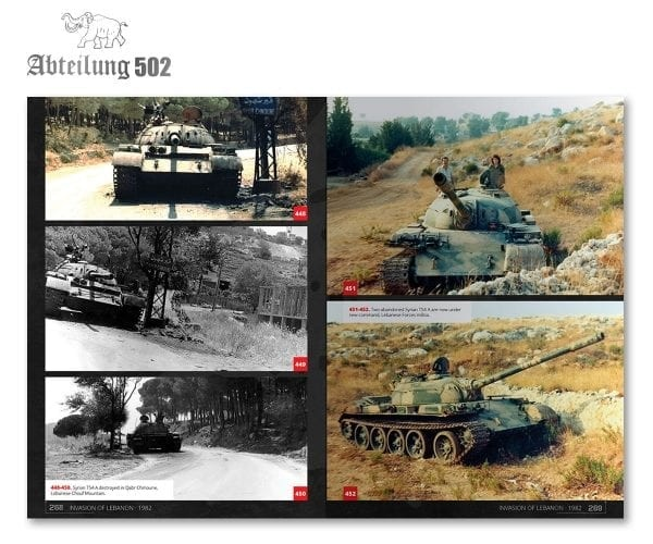 Abteilung 502 1982- Invasion Of Lebanon (English)