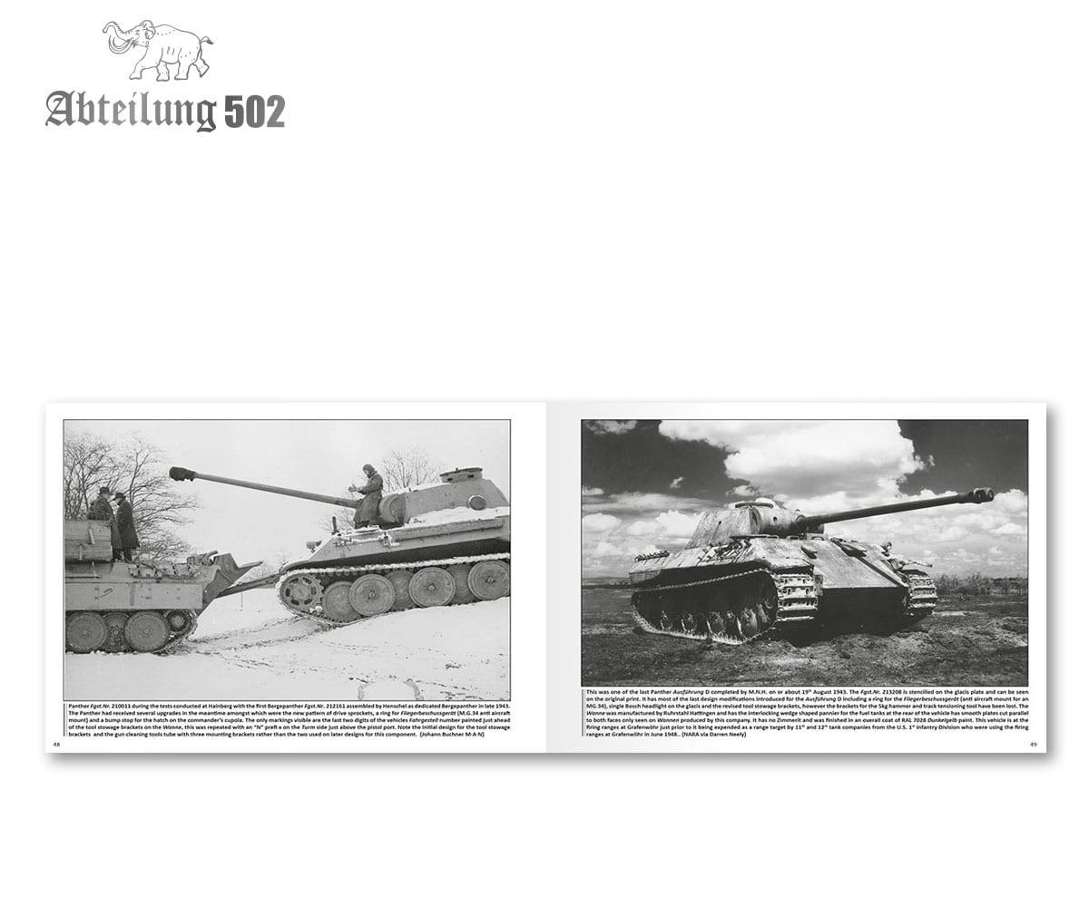 Abteilung 502 Panther External Appearance & Design Chances