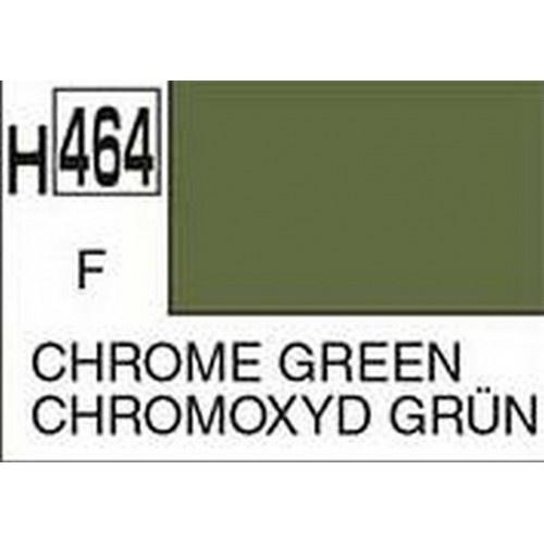 Mr Hobby / Gunze Aqueous Hobby Color Chrome Green - 10ml - Mr Hobby / Gunze - MRH-H-464