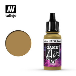 Game Air - Desert Yellow - 17 ml - Vallejo - VAL-72763