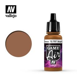Game Air - Bright Bronze - 17 ml - Vallejo - VAL-72757