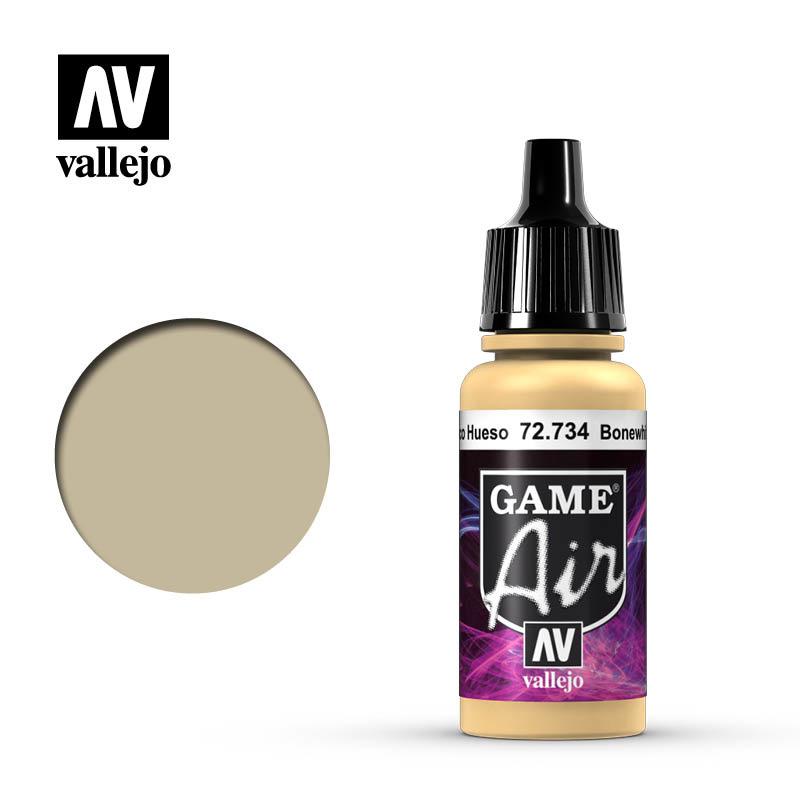 Vallejo Game Air - Bonewhite - 17 ml - Vallejo - VAL-72734