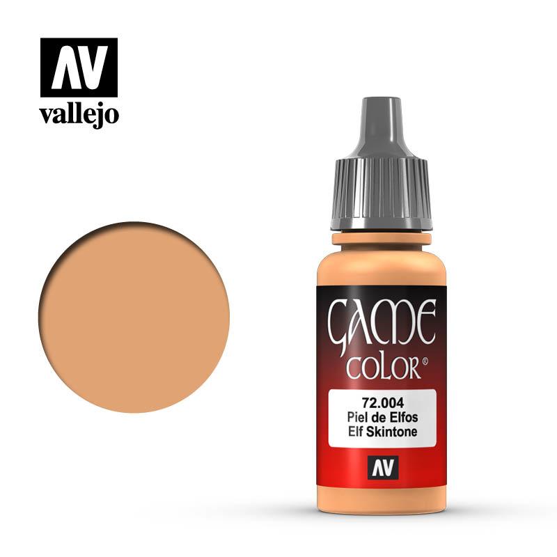 Vallejo Game Color - Elf Skintone - 17 ml - Vallejo - VAL-72004