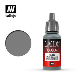 Game Color - Chainmail Silver - 17 ml - Vallejo - VAL-72053