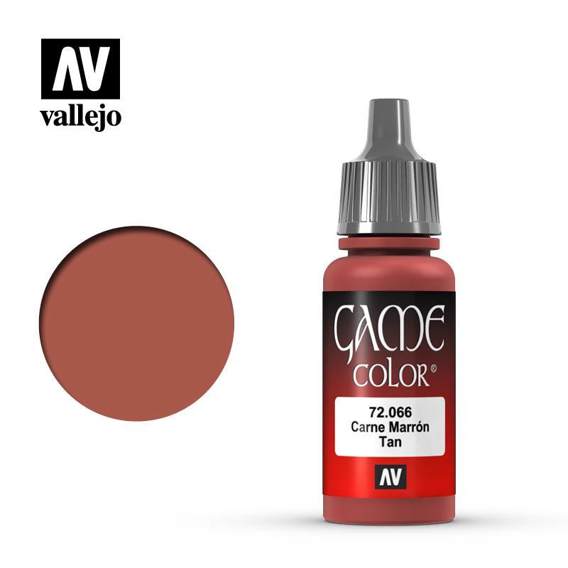 Vallejo Game Color - Tan - 17 ml - Vallejo - VAL-72066
