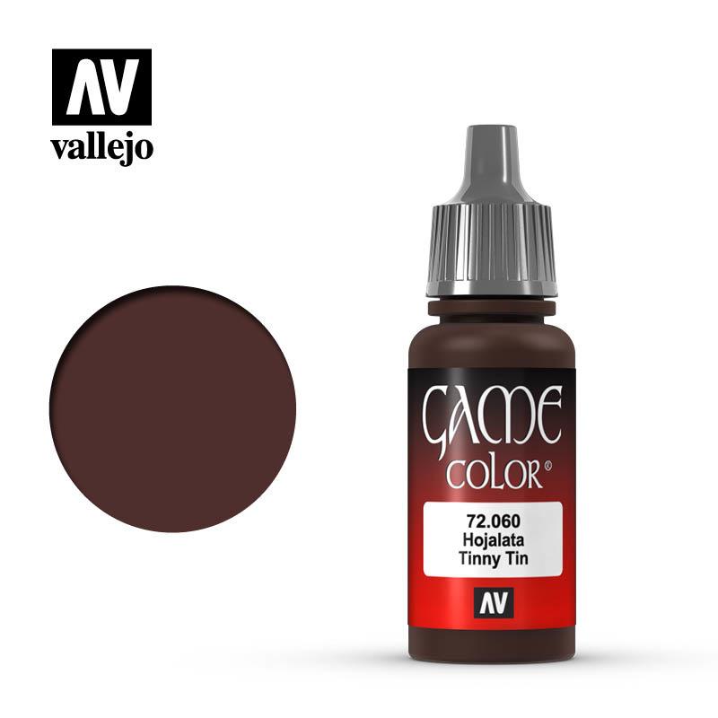 Vallejo Game Color - Tinny Tin - 17 ml - Vallejo - VAL-72060