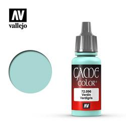 Game Color - Verdigris - 17 ml - Vallejo - VAL-72096