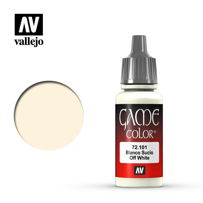 Vallejo Game Color - Off White - 17 ml - Vallejo - VAL-72101