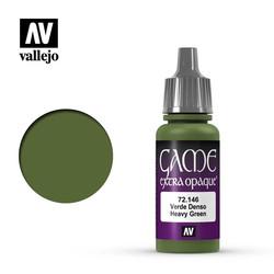 Game Color - Heavy Green - 17 ml - Vallejo - VAL-72146