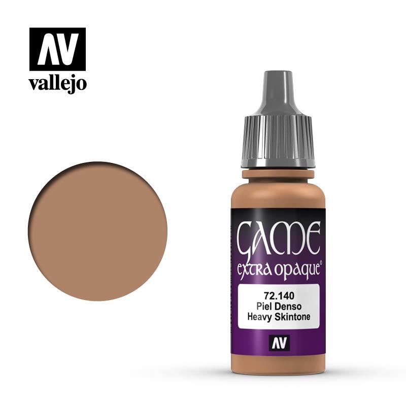 Vallejo Game Color - Heavy Skintone - 17 ml - Vallejo - VAL-72140