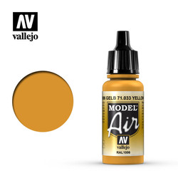 Model Air - Ochre - 17 ml - Vallejo - VAL-71033