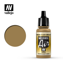 Model Air - Middle Stone - 17 ml - Vallejo - VAL-71031