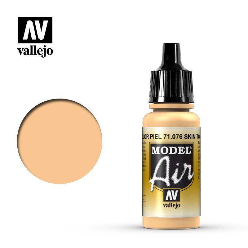 Vallejo Model Air - Skin Tone - 17 ml - Vallejo - VAL-71076