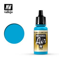 Model Air - Light Sea Blue - 17 ml - Vallejo - VAL-71089