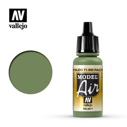 Model Air - Pale Green - 17 ml - Vallejo - VAL-71095