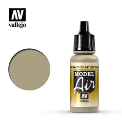 Model Air - Idf Sand Grey - 17 ml - Vallejo - VAL-71141