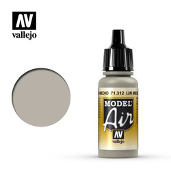 Model Air - Ijn Medium Grey - 17 ml - Vallejo - VAL-71312