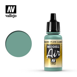 Model Air - A-28M Greyish Blue - 17 ml - Vallejo - VAL-71319
