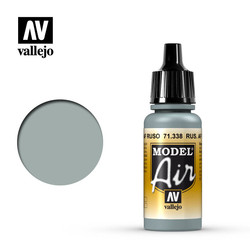 Model Air - Russian Af Grey Blue - 17 ml - Vallejo - VAL-71338