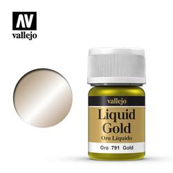 Model Color - Gold - 35 ml - Vallejo - VAL-70791