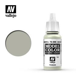 Model Color - Deck Tan - 17 ml - Vallejo - VAL-70986