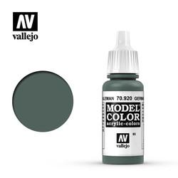 Model Color - Germ. Uniform - 17 ml - Vallejo - VAL-70920