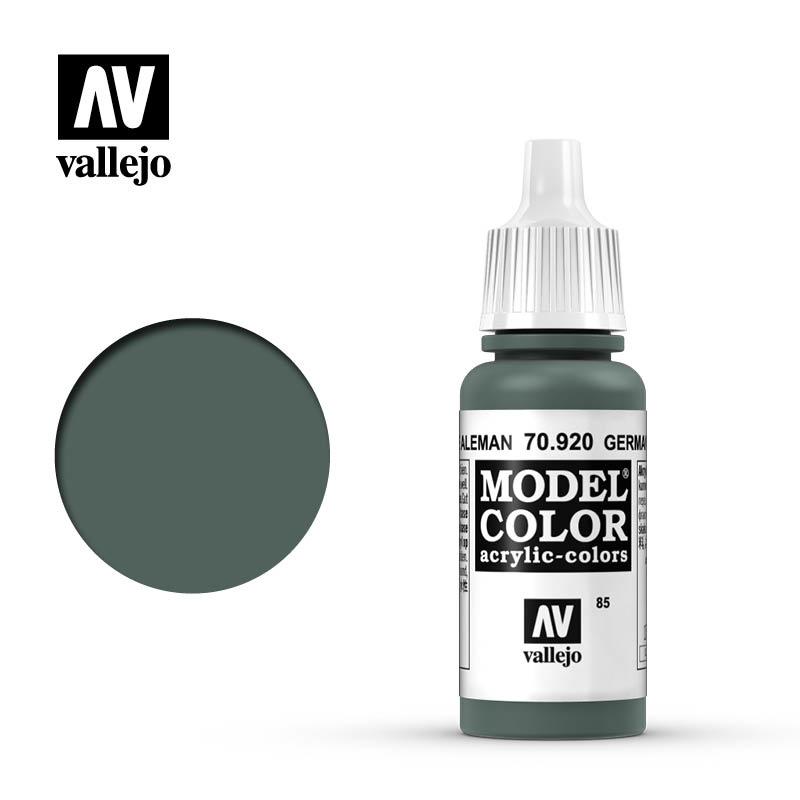 Vallejo Model Color - Germ. Uniform - 17 ml - Vallejo - VAL-70920