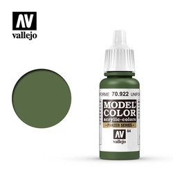 Model Color - Usa Uniform - 17 ml - Vallejo - VAL-70922