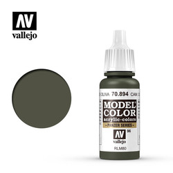 Model Color - Russian Green - 17 ml - Vallejo - VAL-70894