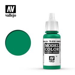 Model Color - Emerald - 17 ml - Vallejo - VAL-70838